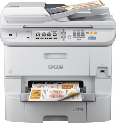 МФУ EPSON WorkForce Pro WF-6590DWF