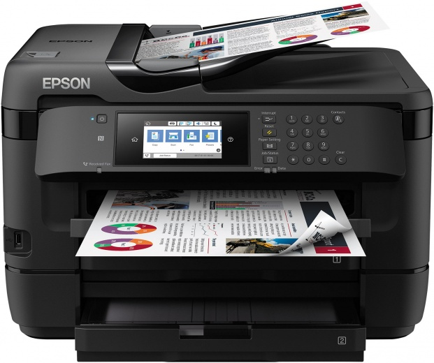 Принтер EPSON WorkForce WF-7720DTWF
